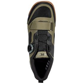 Giro Ventana Chaussures Homme, black/olive